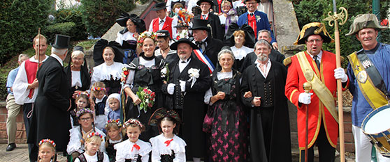 Le mariage de l'ami Fritz – Jährliches Fest in Marlenheim